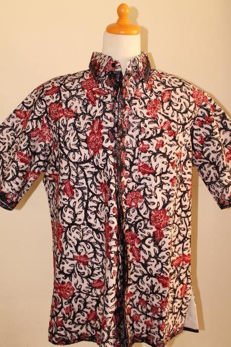 Kemeja Batik Tulis Lasem #batiktulis #batik #kemejabatik #mensclothing ...