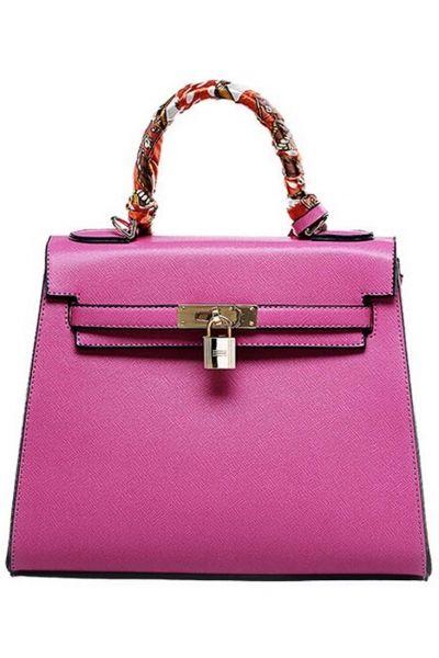 Fashion Faux Leather Tote Shoulder Bag