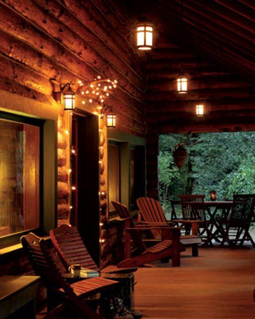 **Cabin Porch, North Carolina RUSTIC Pinterest