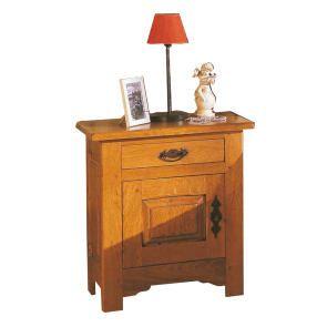 Bedside With Drawer And Door Camille Furniture UK Bedroom Furniture