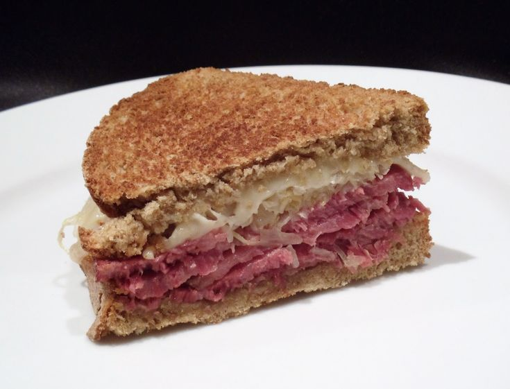Reuben Sandwich | A Sandwich by Any Name | Pinterest