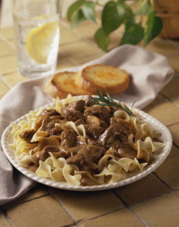Beef Stroganoff Recipe with Dill | Recipe