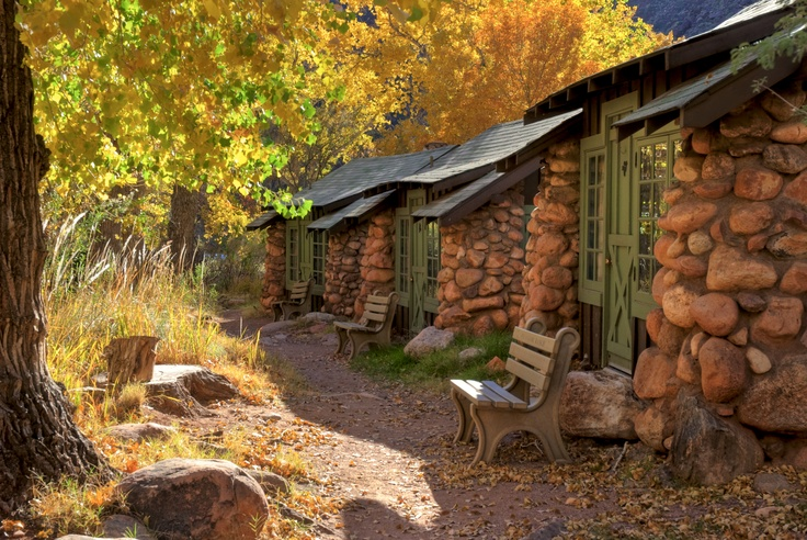 Grand Canyon Phantom Ranch Places I D Like To Go