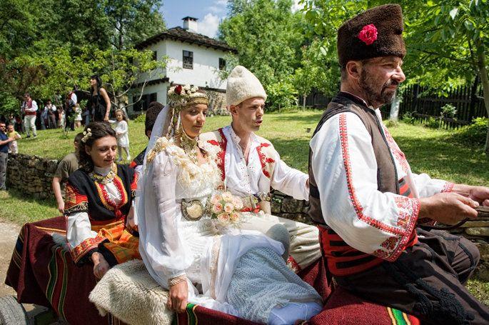 Bulgarian the bride was bulgarian