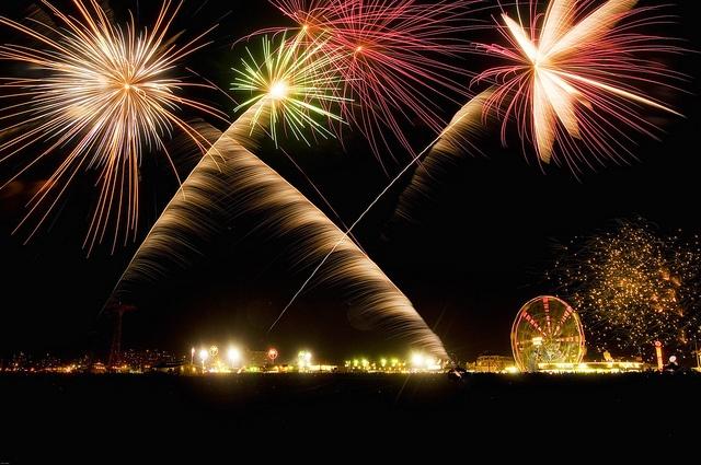 july 4th coney island fireworks
