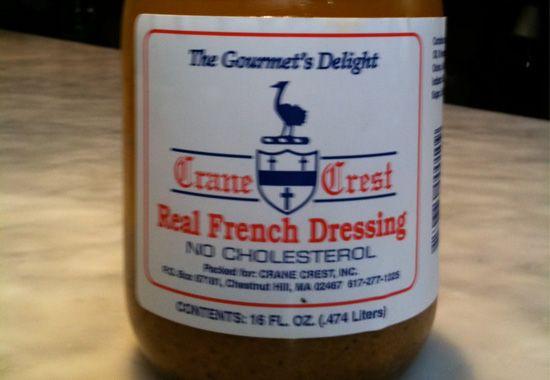 foto de Crane Crest Real French salad dressing that looks