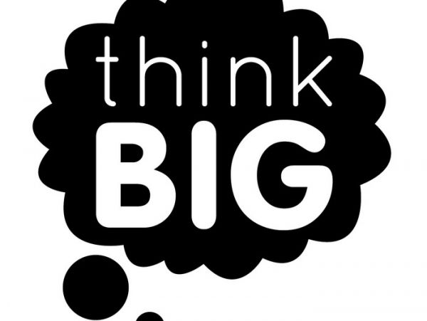 "... might as well #thinkBIG!"" - Donald Trump #motivation #quoteoftheday"