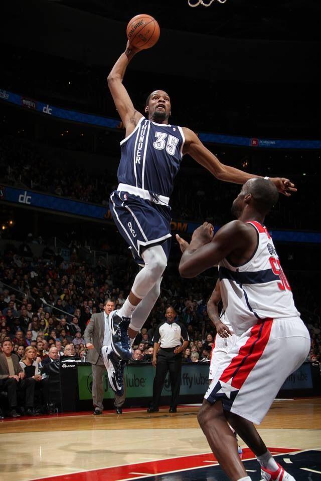 OKC Thunder Kevin Durant