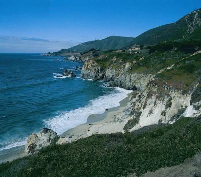 The top 10 romantic getaways in california for Weekend getaways northern ca