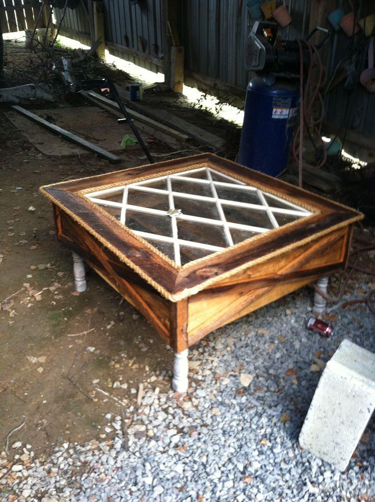 Shadow Box Coffee Table Shadowbox Coffee Tables Pinterest