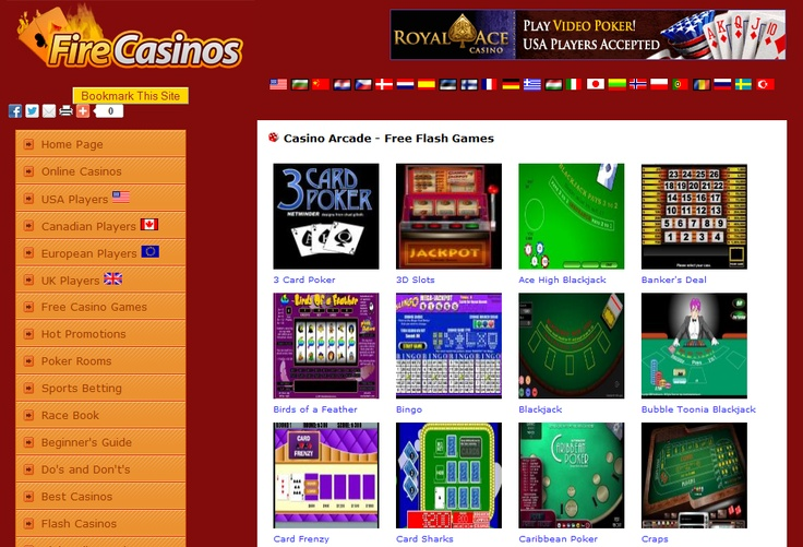 usa online casino directory