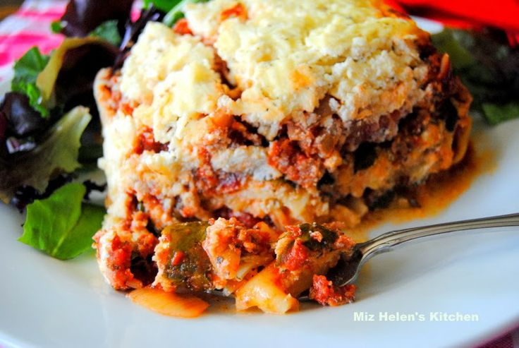 Slow Cooker Lasagna | CROCKPOT | Pinterest
