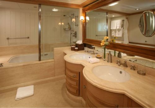 Bathroom Yacht Luxury Yacht Pinterest