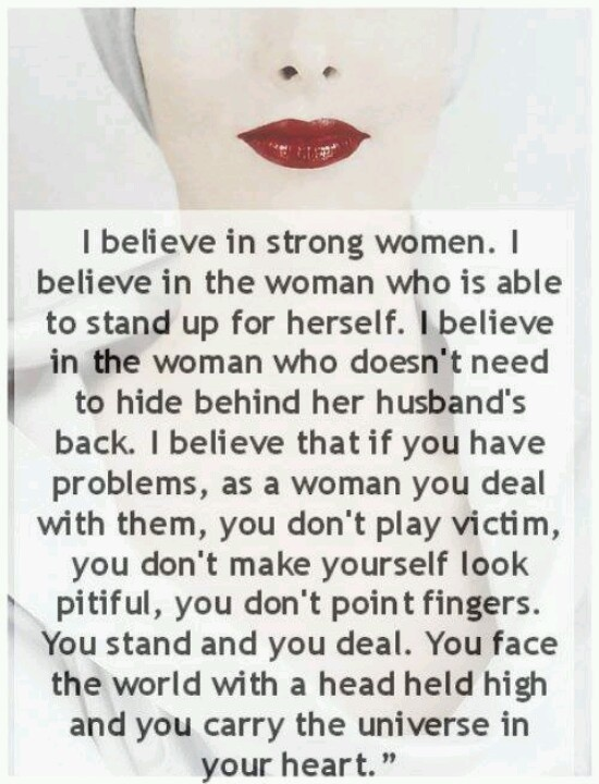 Strong Independent Women Quotes About. QuotesGram