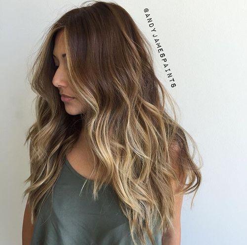 Golden brown hair dye 2017