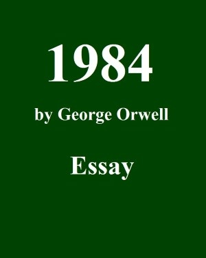 essay questions for 1984