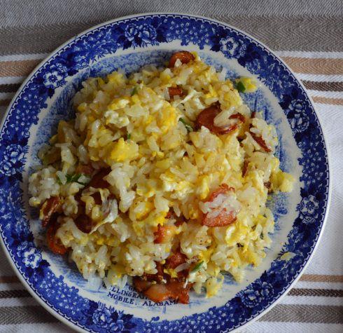 breakfast fried rice | Food | Pinterest