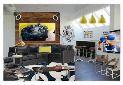 Focal point interior design designer boards pinterest - Interior design focal point ...