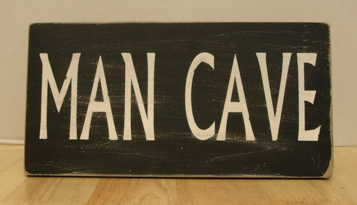Ideas For Man Cave Signs : Man cave sign gifts pinterest