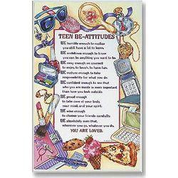 Teen Be Attitudes 86