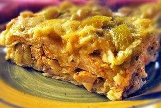 Chicken and Artichoke Enchilada Bake | Bon Appetit! | Pinterest