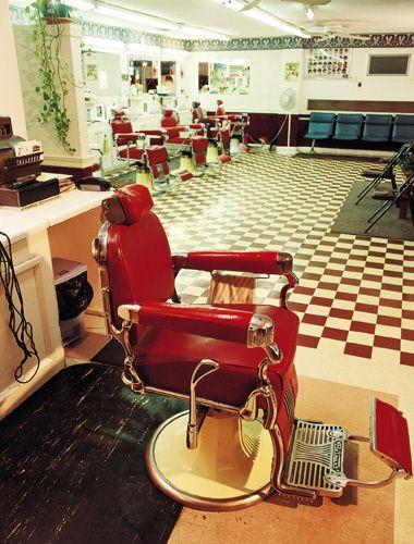 Barber Shop Norman Ok : Olivers Barber Shop Barber Pinterest