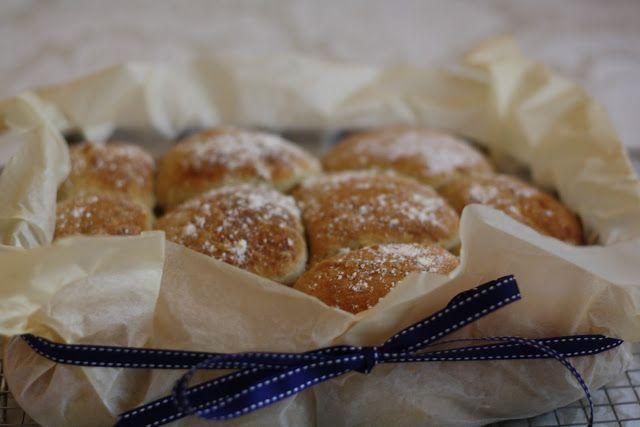 Overnight Buns | Recipes in Danish: bread+buns (brød+boller) | Pinter ...