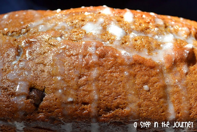 chocolate chip pumpkin bread ♥ | Bread | Pinterest