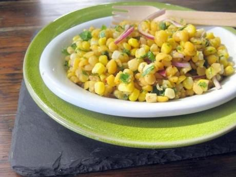 salad chicken and mango salad salad of green and yellow split peas ...