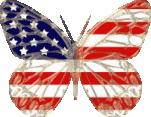 4th of july butterfly bush