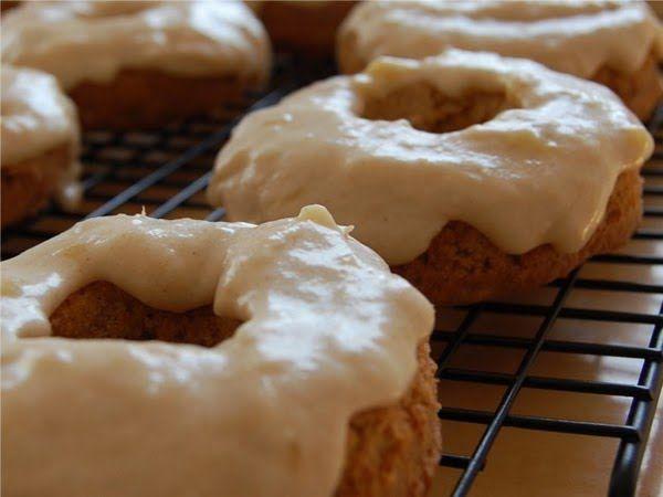 Gluten-Free Banana Doughnuts   Food!! Om nom nom....   Pinterest