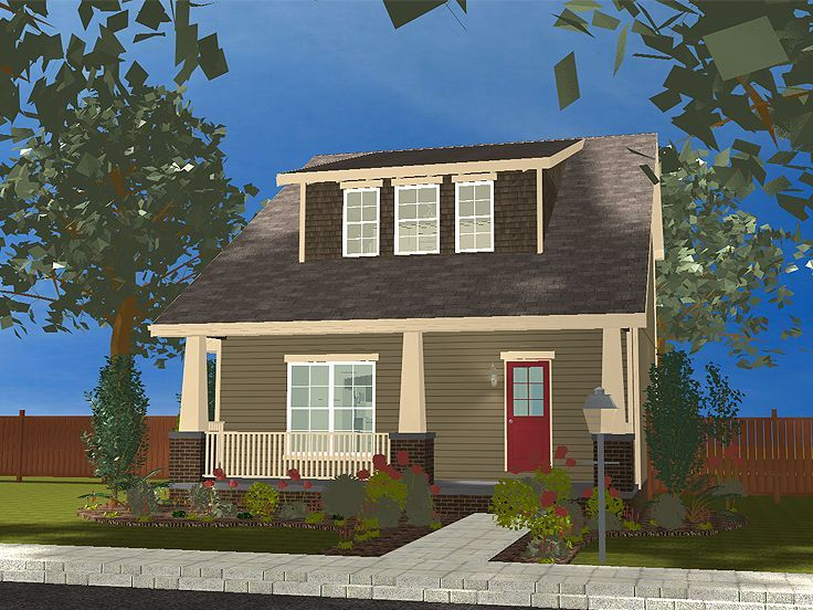 Bungalow Home Plan 1441 Sq Ft Floorplans 1000 2000 Sq
