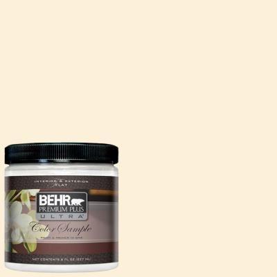 8 Oz W D 220 Vanilla Custard Interior Exterior Paint Sample