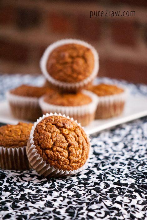 easy pumpkin muffins | Gluten Free Sweet | Pinterest