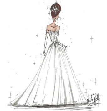 robe miss france 2013  Robes de mariée  Pinterest