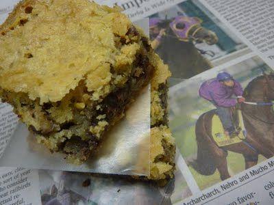 Derby Pie Bars | Yum Yum | Pinterest