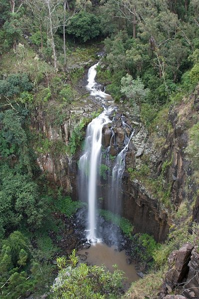 Killarney (Queensland) Australia  city images : Daggs Falls, Killarney, Queensland, Australia