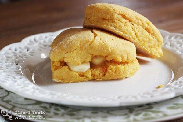 Sunrise Biscuits (Mbatata) | Recipe