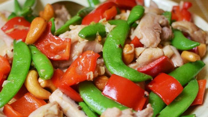 Stir-Fry Chicken | Simple Suppers | Pinterest