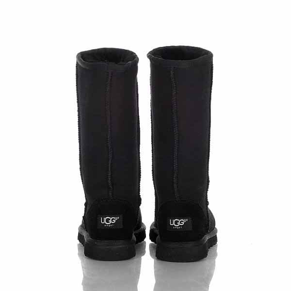 black tall classic ugg boots