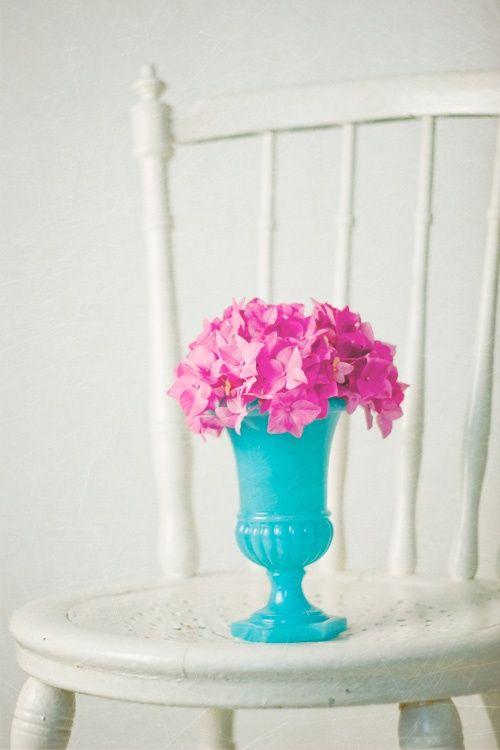 Hot Pink Bathrooms Pink And Turquoise House Pinterest