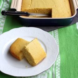 Buttermilk Corn Bread | Corn bread | Pinterest