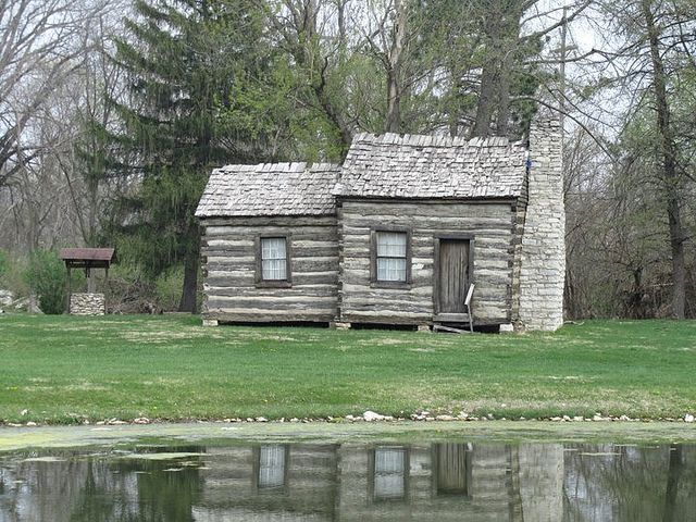 Small Country Cabin Cabins Pinterest