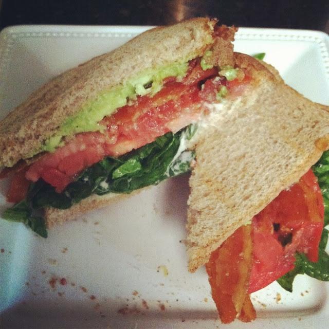 Avocado BLT! | Savory Food | Pinterest