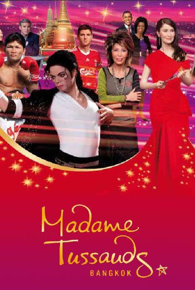 Madame Tussauds Bangkok  Holidays in Thailand  Pinterest