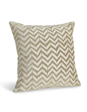 Herringbone pillow from room board home sweet home for Room and board pillows