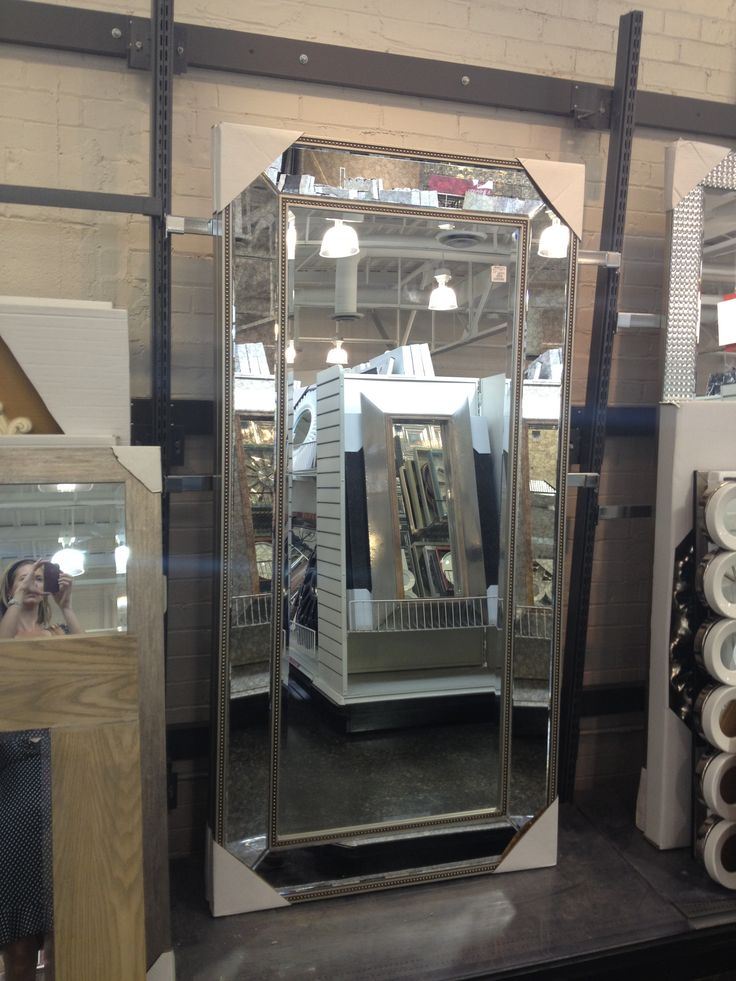 Floor length mirror home sense 229 2 in stock for Floor mirror canada
