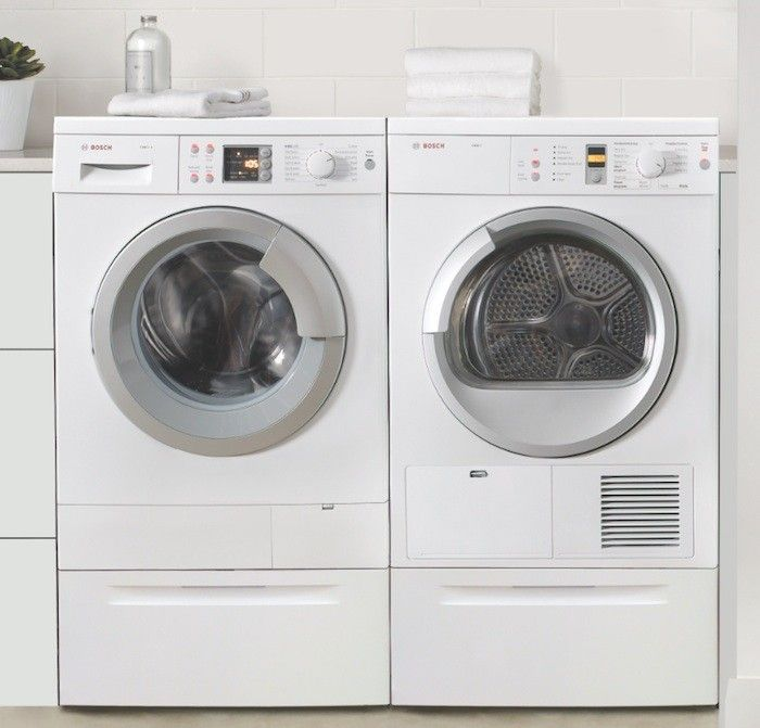 Little giants compact washers and dryers by - Washing machines for small spaces photos ...