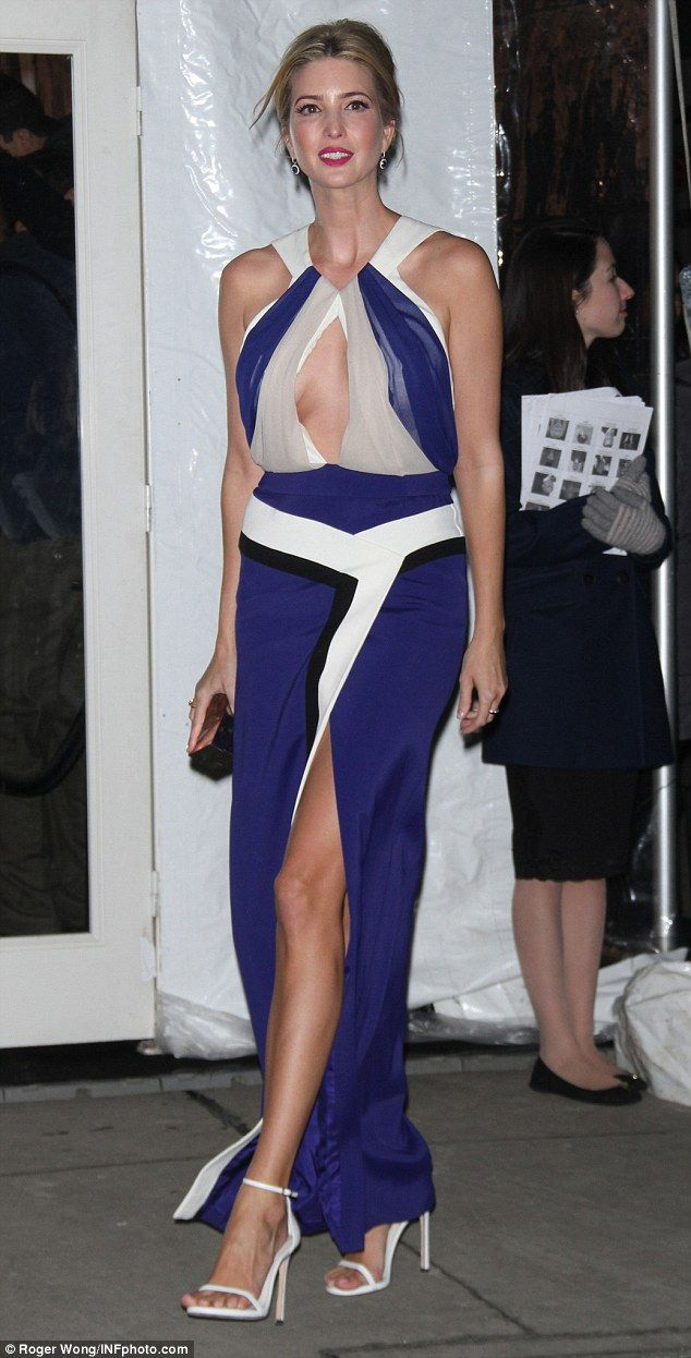 Ivanka trump gowns and articles on pinterest