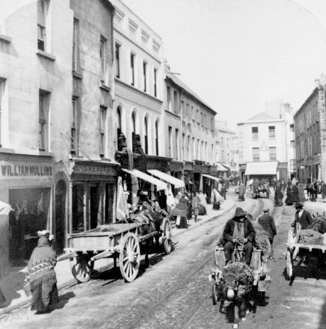 1900 in Ireland